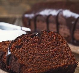 Бисквит шоколадный без муки и сахара